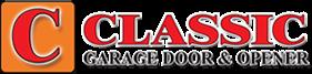 Image showing the Classic Garage Door & Opener logo